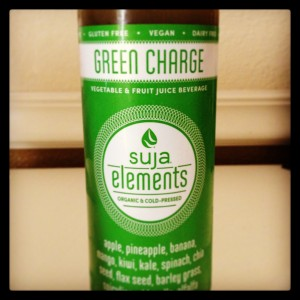Suja Elements Green Charge