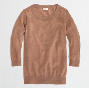 Merino Charley Sweater JCrew Facotry