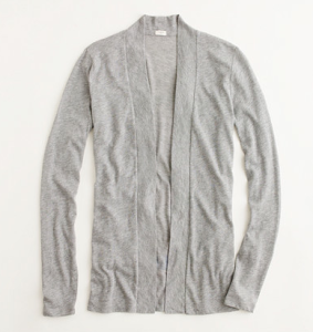 Factory Always Cardigan Jcrew Factory