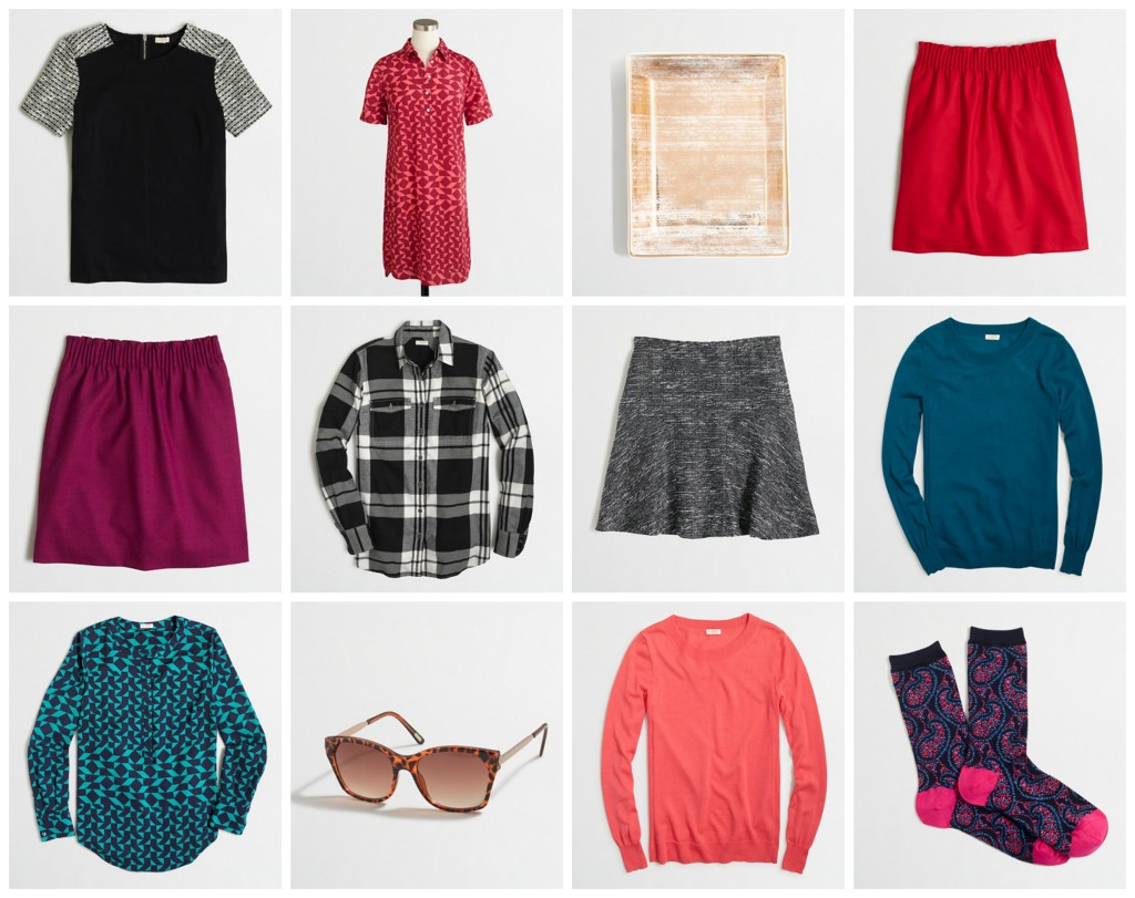 JCrew Factory First Look August